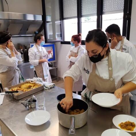 scuola di cucina vegetale