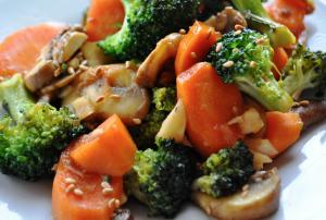 Sauté di verdure